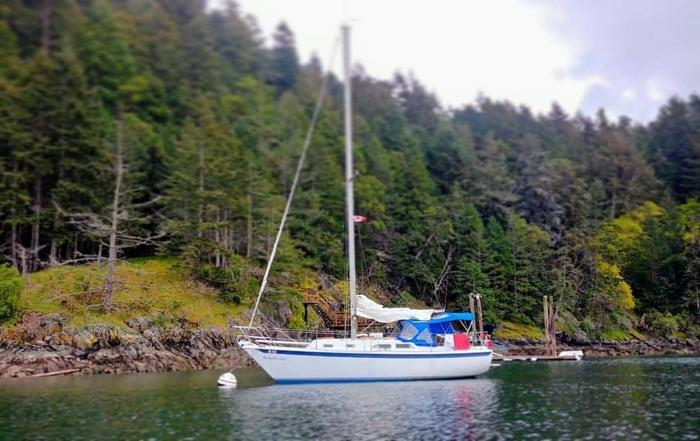 · 29ft 1976 Ericson Sloop