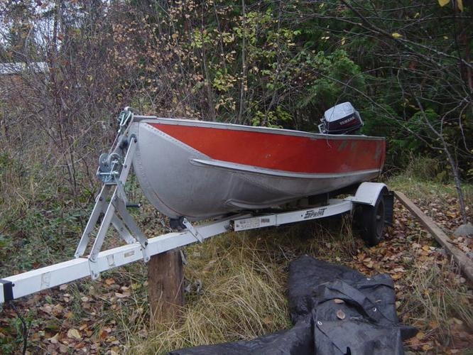 Detail Wooden Boat Plans 14 Ft Aluminum Boat For Sale Bc