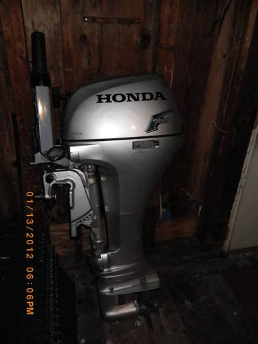15hp Honda Outboard