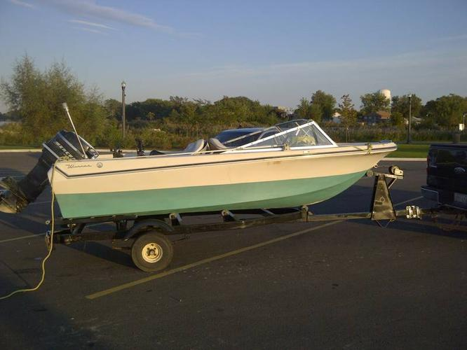 16 ft winner fishing boat with mercury 50hp outboard and for 16 ft fishing boat