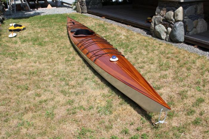 """17'7"""" Willow Kayak"""