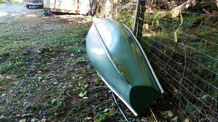 18 ft Frontiersman Canoe(square stern) for sale in Cowichan