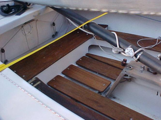 19 foot Lightning sailboat for sale in St Catharines, Ontario - Used