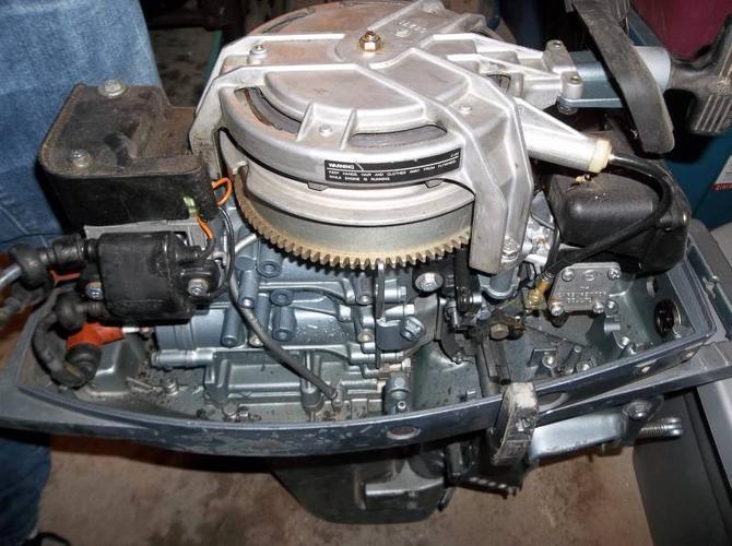 Yamaha Outboard Motor Repair Near Me
