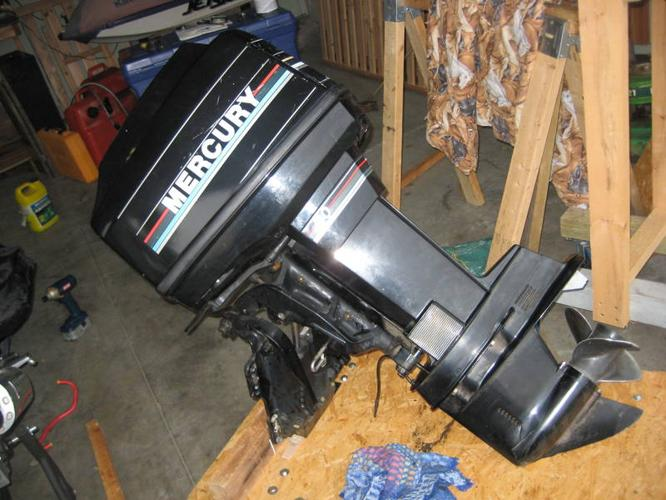 60hp mercury outboards for autos post for Yamaha outboard motors portland oregon