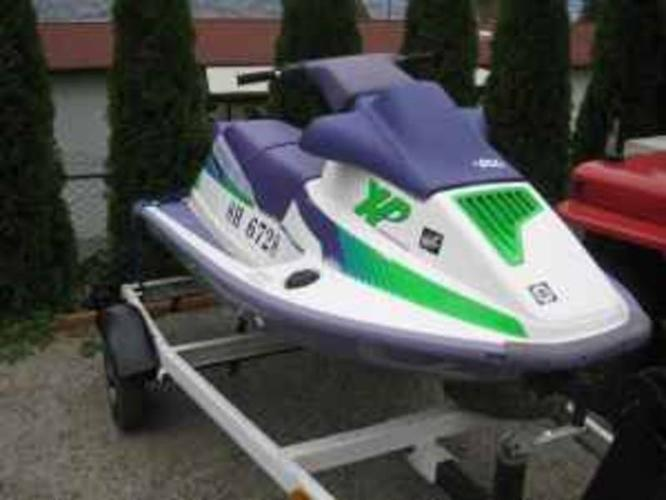 1992 sea doo xp for sale in naramata british columbia used boats for you. Black Bedroom Furniture Sets. Home Design Ideas