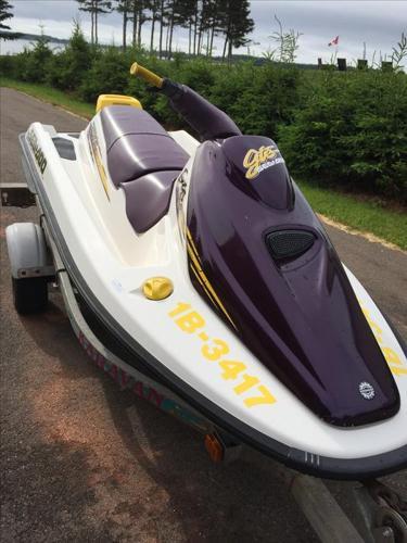 1997 GTS SeaDoo (3 seater)