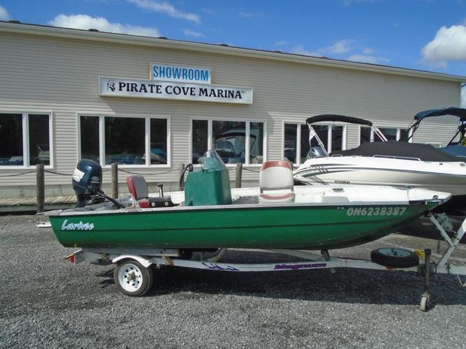 1997 Larivee 15? Center Console  For Sale ? US549