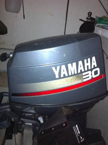 1997 Yamaha 30hp Short Shaft For Sale In Thunder Bay