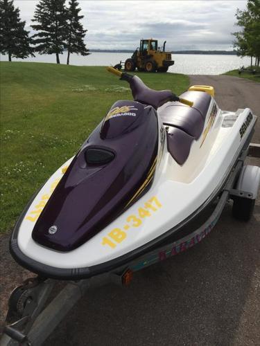 1998 GTS SeaDoo (3 seater)