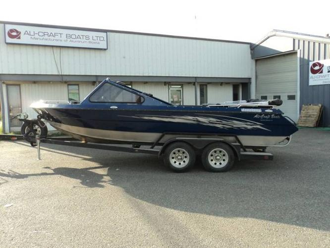 Ali Craft Boats For Sale