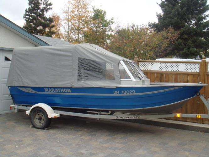 Jet Boats: Marathon Jet Boats