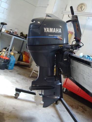 Yamaha Hp Tiller Outboard
