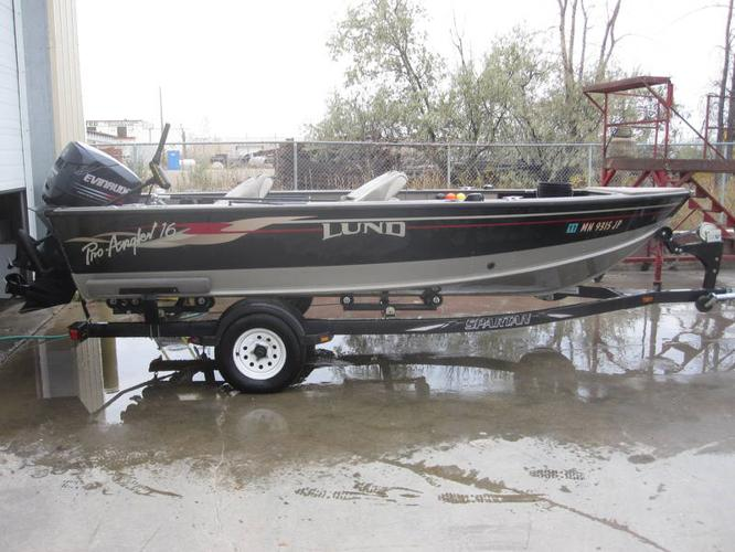 2003 Lund Pro Angler 16.5 EXCELLENT CONDITION