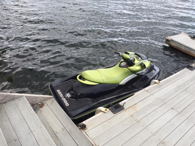 2003 Seadoo RXP 215 hp supercharge