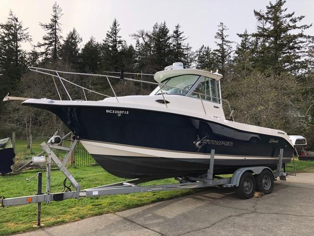 2006 25ft Seaswirl Striper
