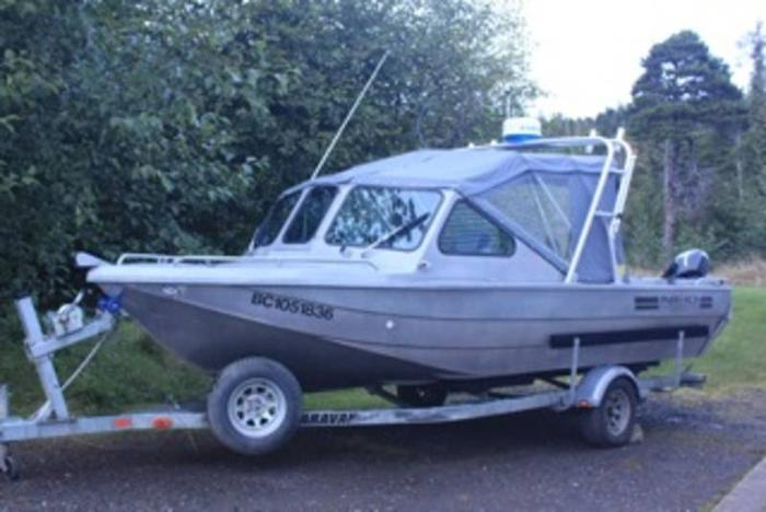 Used Aluminum Boats For Sale In British Columbia