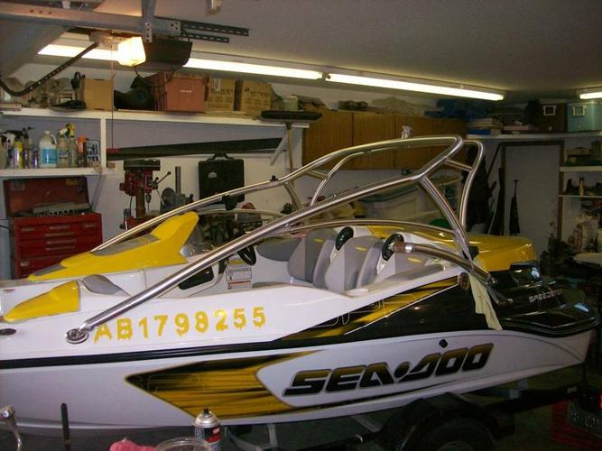 2007 seadoo sportster 150 (215 HP) for sale in Dunmore