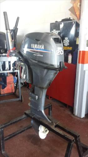 2007 Yamaha F20ML - Excellent Condition - Financing Available