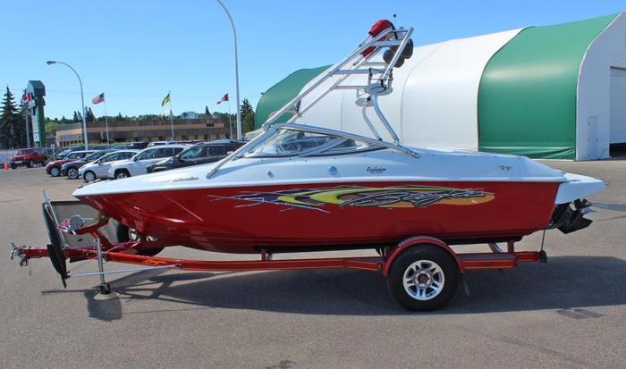 2008 Baja 192 Islander Sport