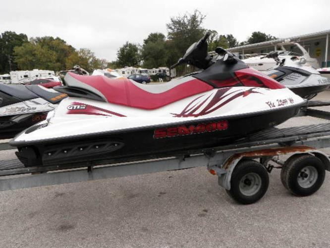 2008 sea doo gti se 155 7 499 for sale in toronto ontario used boats for you. Black Bedroom Furniture Sets. Home Design Ideas