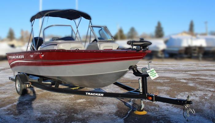 2011 Tracker Targa V18 CB w/Mercury 150Hp Optimax