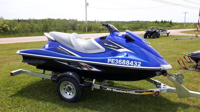 2011 Yamaha VXR 1800 HO - Excellent Condition- Financing Available
