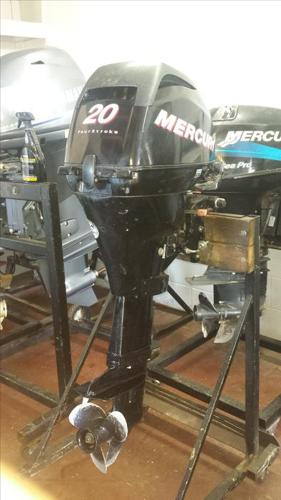 2012 Mercury 20HP 4 Stroke