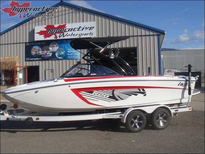 2012 Tige R20. Superior Surf Wakes at a budget friendly price!