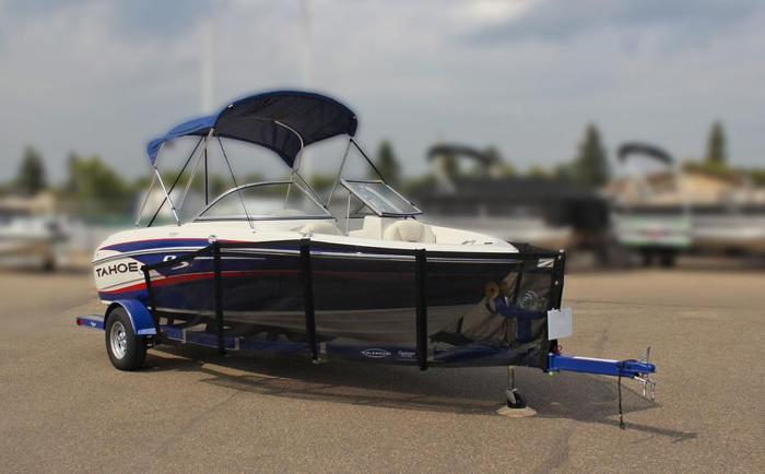 2014 Tahoe Q5i w/Mercruiser 4.3L TKS 190Hp
