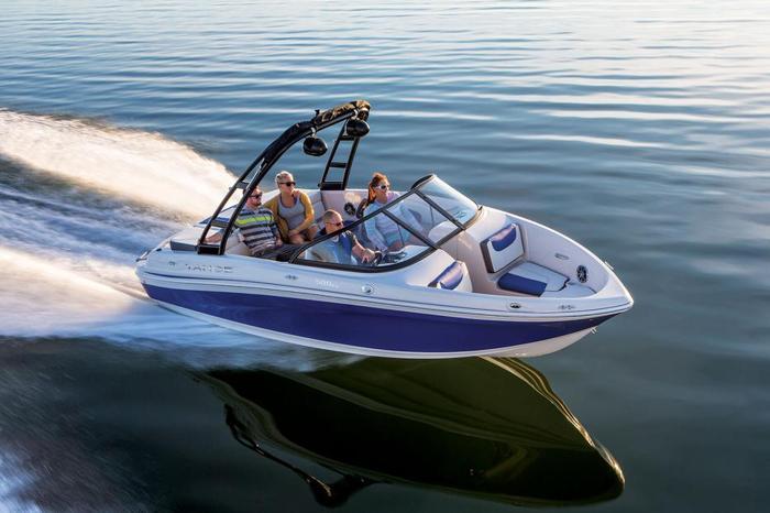 2015 Tahoe 500 TS