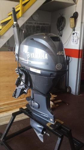 2015 Yamaha F40LEHA - Excellant Condition - Financing Available