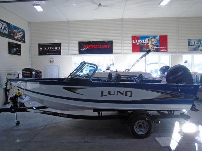 2018 LUND 1875 Crossover XS  For Sale - LF1696