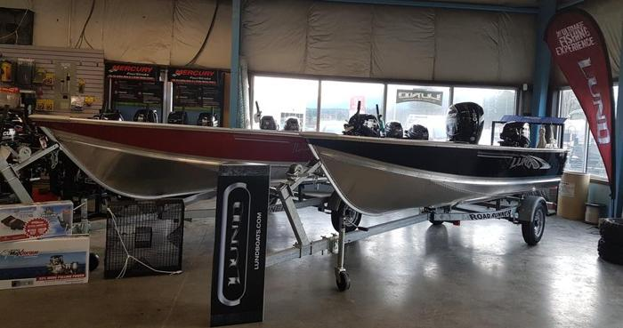 2018 Lund WC 12 Boat Package