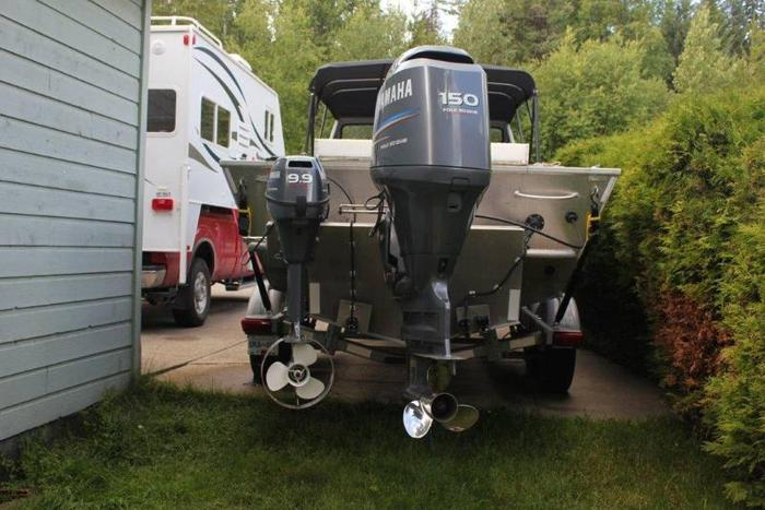 Hewescraft boats for sale bc