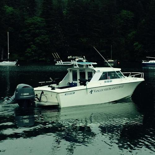 Aluminum Boats For Sale Bc >> 23' Hourston Glascraft Podded 300 Yamaha Outboard for sale in Sooke, British Columbia - Used ...