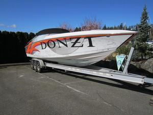 33' Donzi 33 ZX - Thunderbird Yacht Sales for sale in North