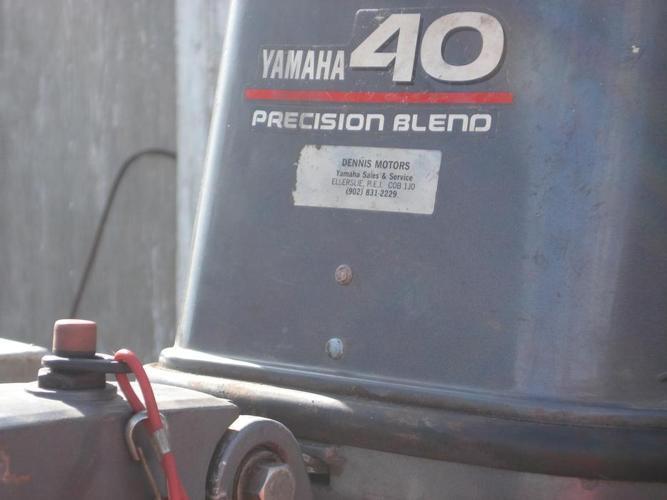 40 yamaha