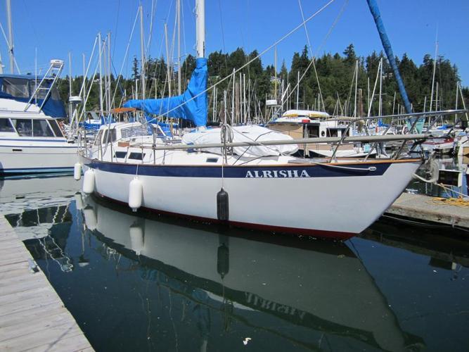 41' Fraser 41 Sloop - Thunderbird Yacht Sales