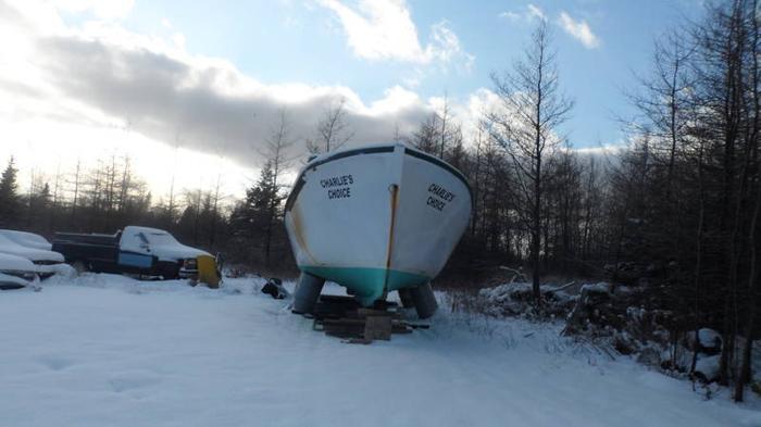42 foot lobster boat