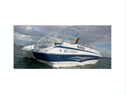 $43,000 OBO 2008 Larson Escape 254 Cruiser