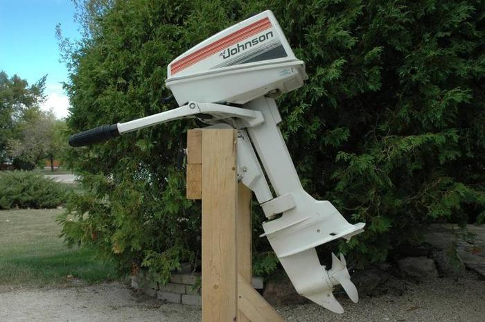 4 5 hp johnson two cylinder outboard motor for sale in winnipeg rh winnipeg usedboatsforyou com Johnson Outboard Motor Year Identificationbyyear Johnson Outboard Wiring Diagram