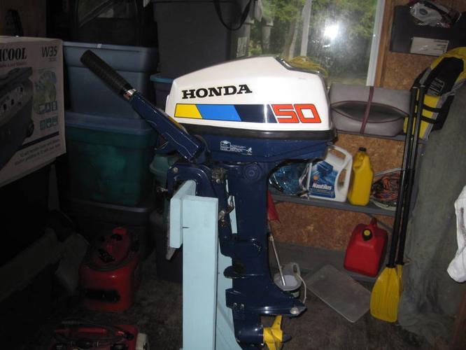 5 hp 4 stroke honda boat motor for sale in kingston for Outboard motor for sale ontario