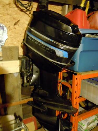 85 horse Mercry OUTBOARD Long shaft lower unit