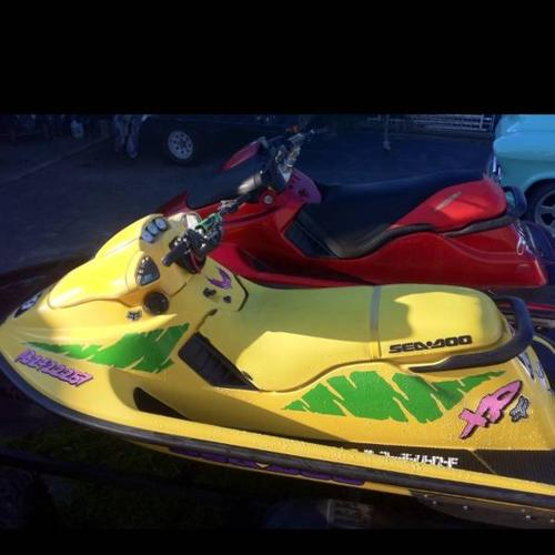 96 seadoo 800 for sale in Fort McMurray, Alberta - Used
