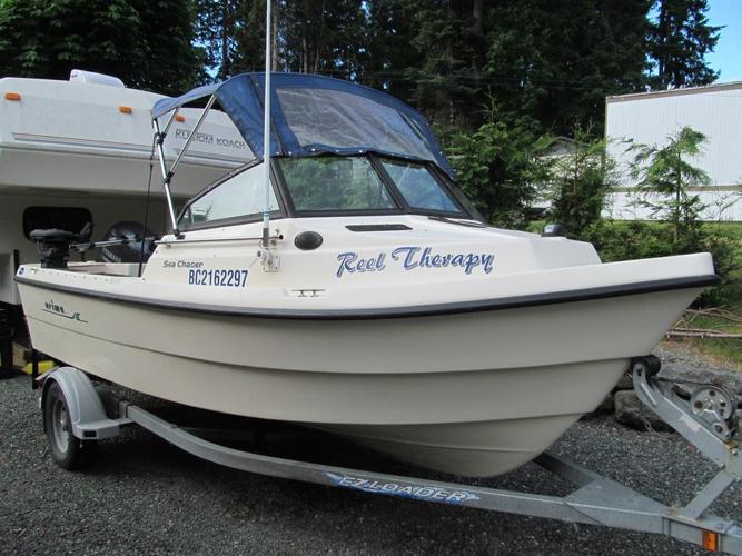 Arima 16 Ft Sea Chaser