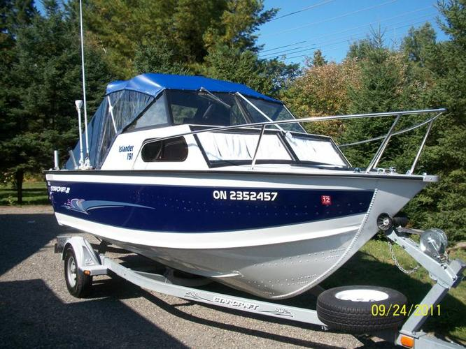 Starcraft Islander Boats For Sale In Ontario
