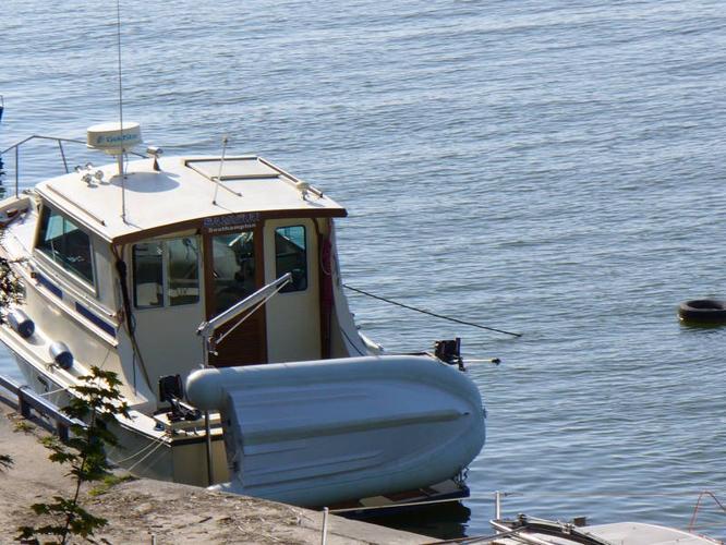 BLUE SEAS, 31 FT. DIESEL, LOBSTER TRAWLER