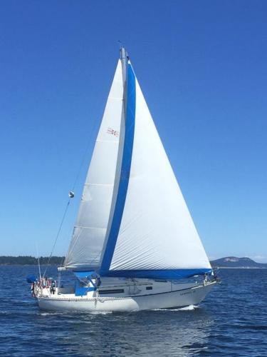 C & C 30 sailboat (1980)