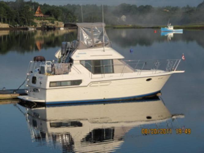 Carver 28 Ft Aft Cabin For Sale In Bedford Nova Scotia